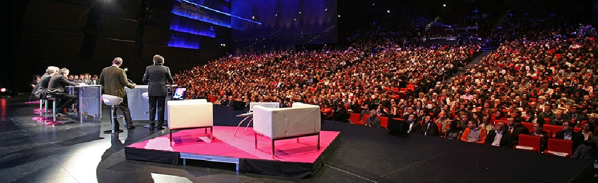 La Digital Squad of Paris au Salon des Entrepreneurs