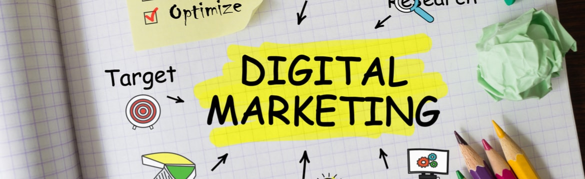 Bachelor digital marketing