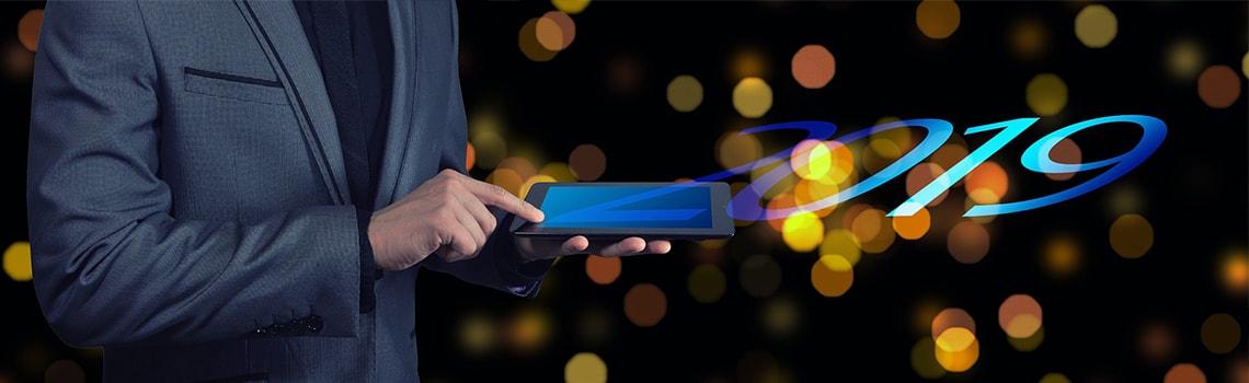 Les métiers du web et du digital, une belle année 2019 en perspective
