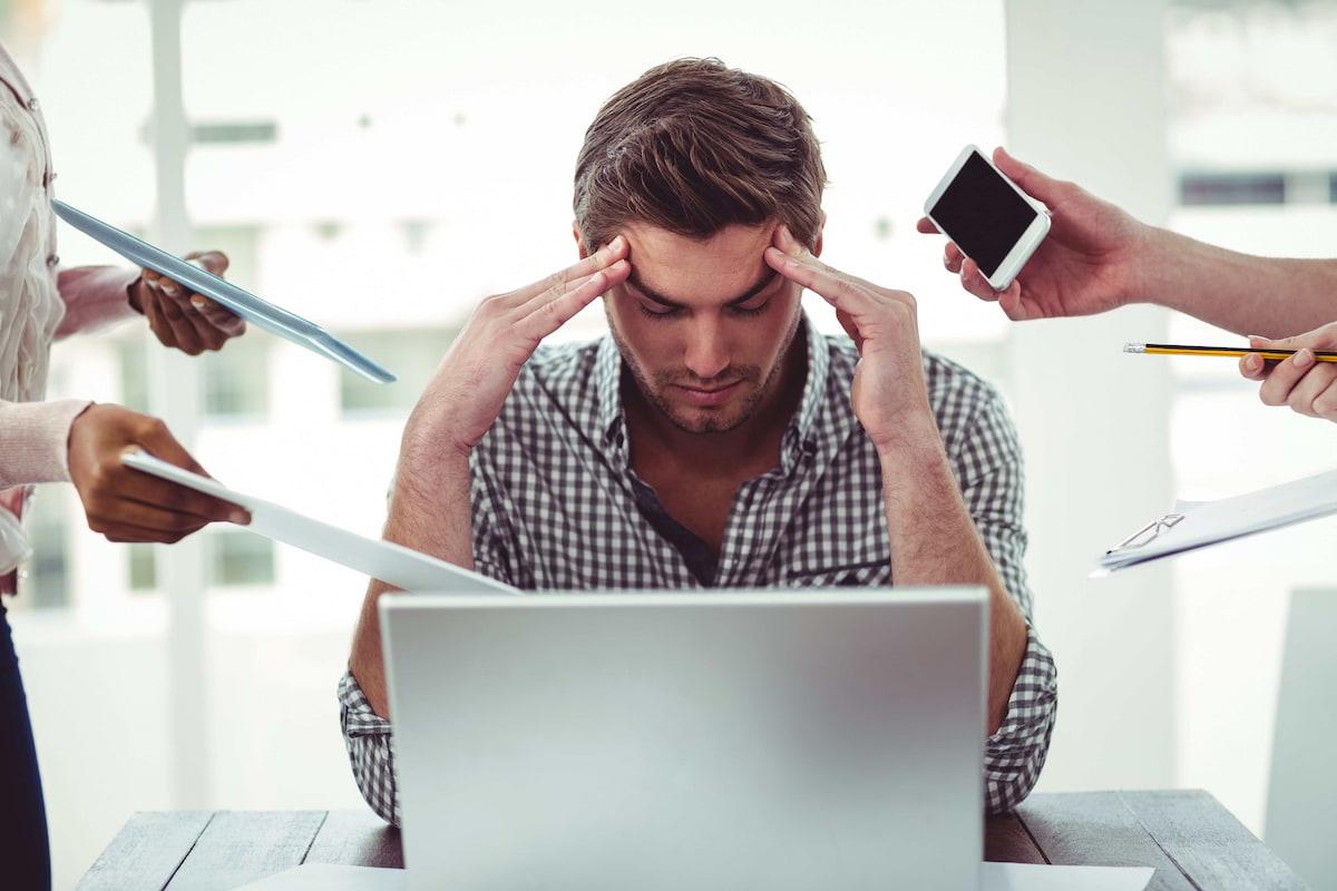 Les métiers du web, des missions passionnantes mais aussi stressantes et usantes