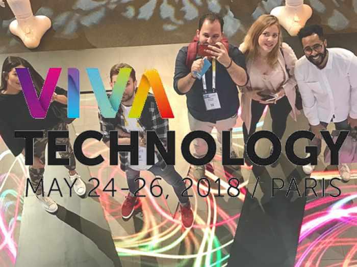 Vivatech - école digitale